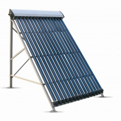 Heat_Pipe_Solar_Collector